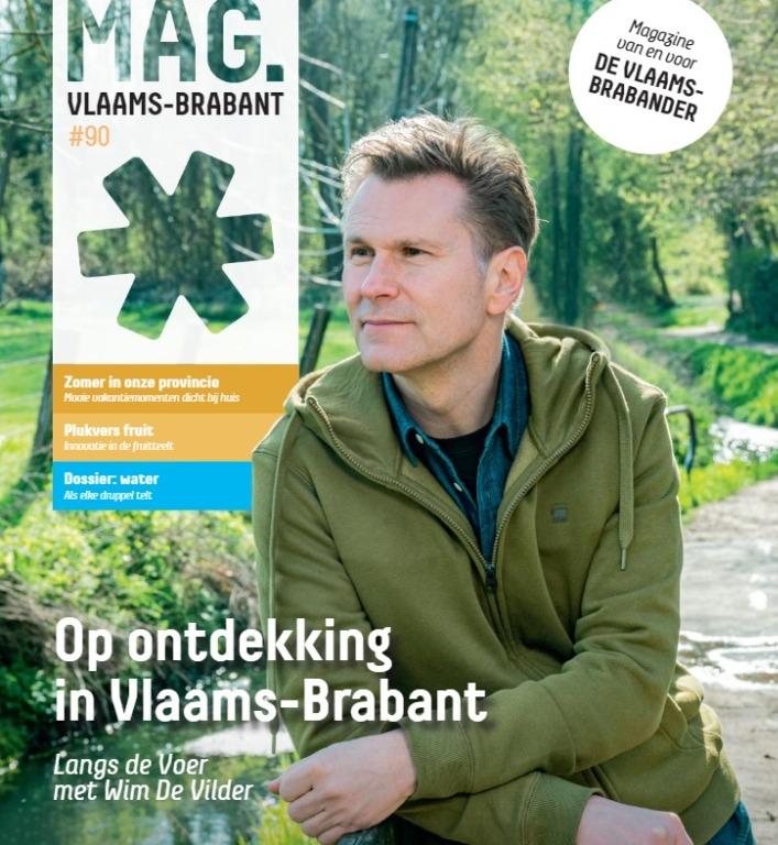 Langs de Voer met Wim De Vilder